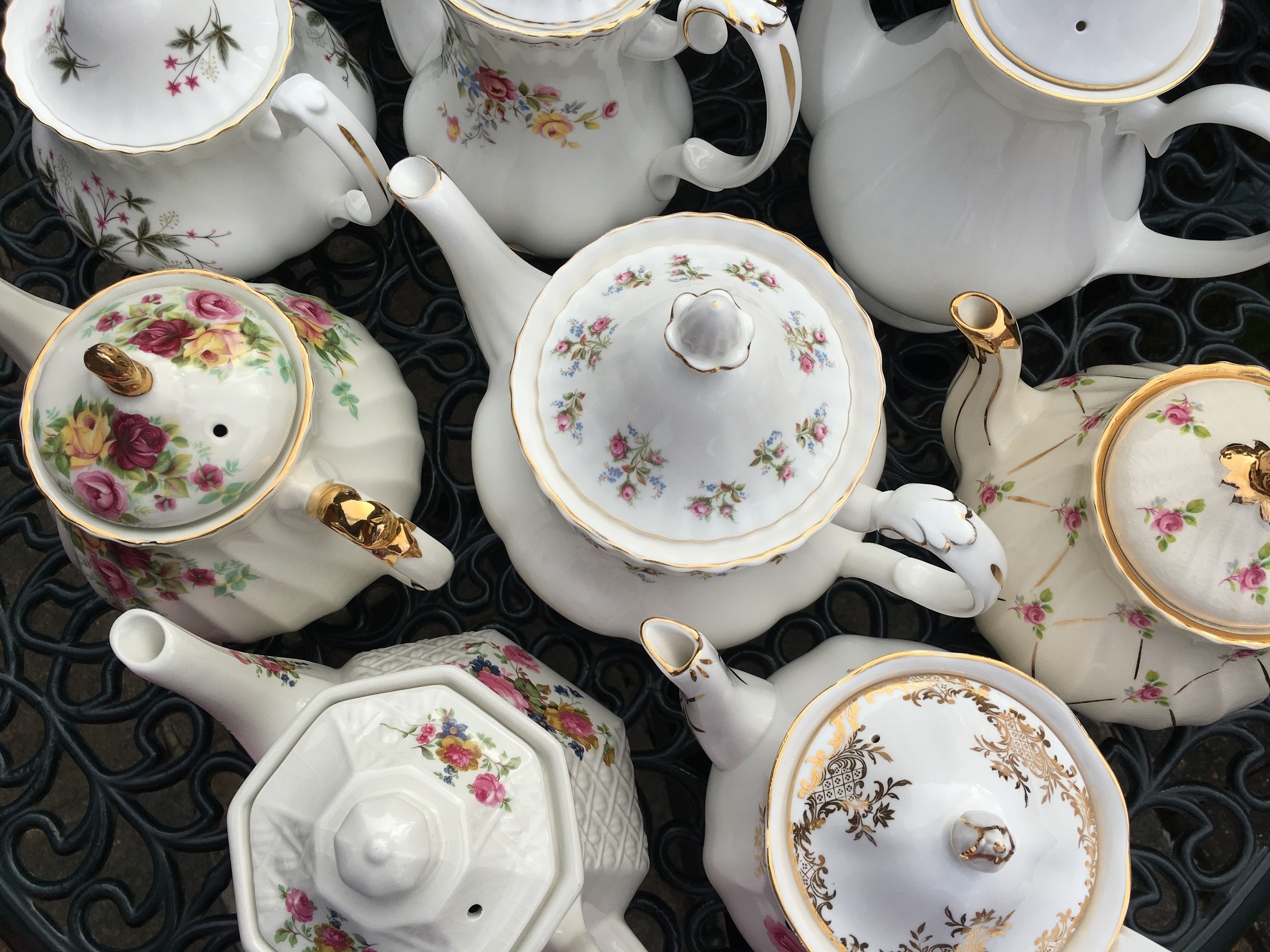 Vintage tea party - Upminster