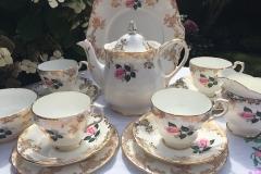 Royal Standard vintage teaset