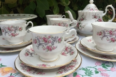 Gainsborough teaset - Chelmsford Essex