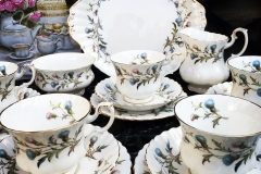Royal Albert Teaset