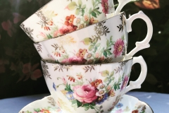 Vintage China Hire - Brentwood Essex