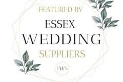 Featured by Essex Wedding Suppliers