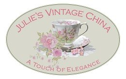 Julies Vintage China Hire